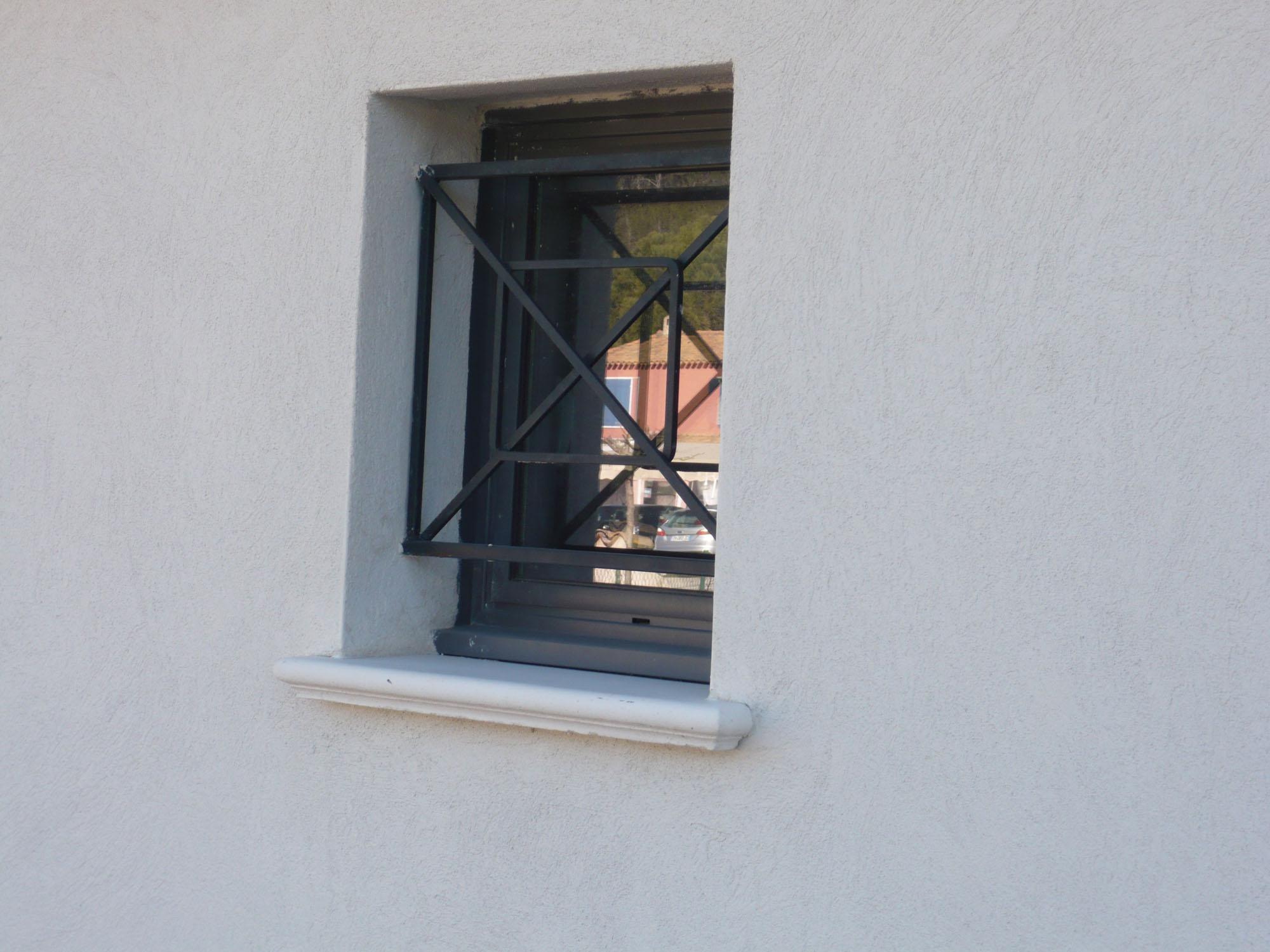Appuis de fen tre provence toulon var ste maxime aix en for Appui de fenetre en beton